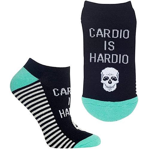 Cardio is Cardio Socks