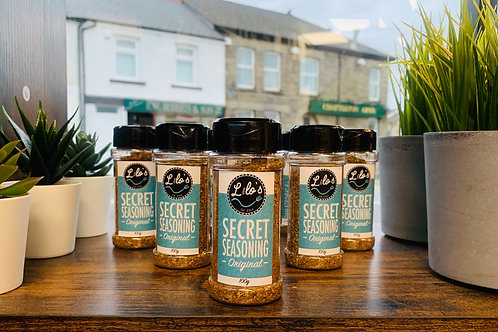 Secret Seasoning Shaker
