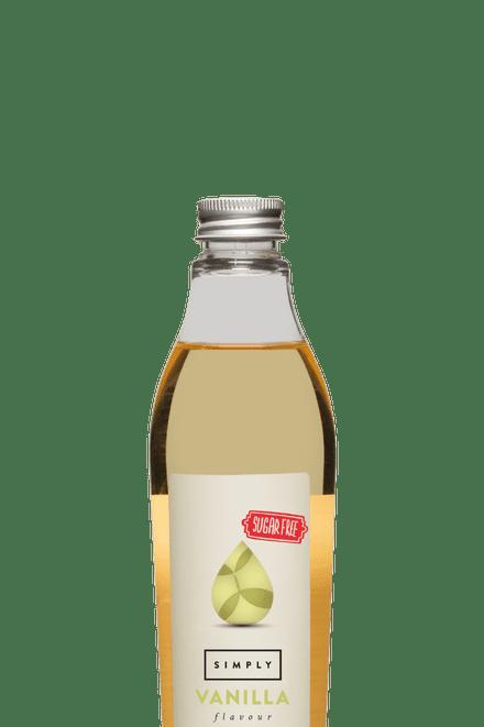 Sugar Free Vanilla Syrup 25cl