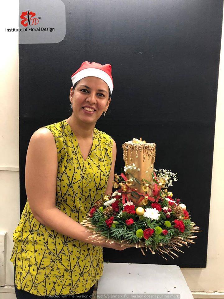 Christmas - Floral Decoration Workshop