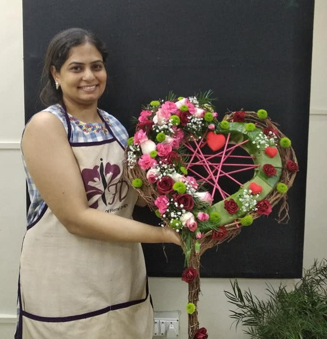 Valentine - Floral Decor