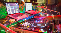 DJ Booth Party City of London