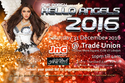 JnG Oriental New Years Eve Party