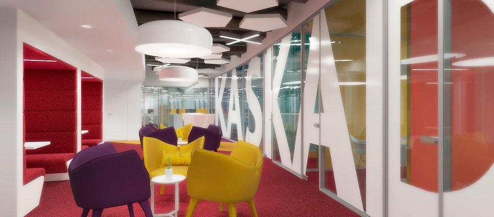 Дизайн проект картинг клуба Arena Play