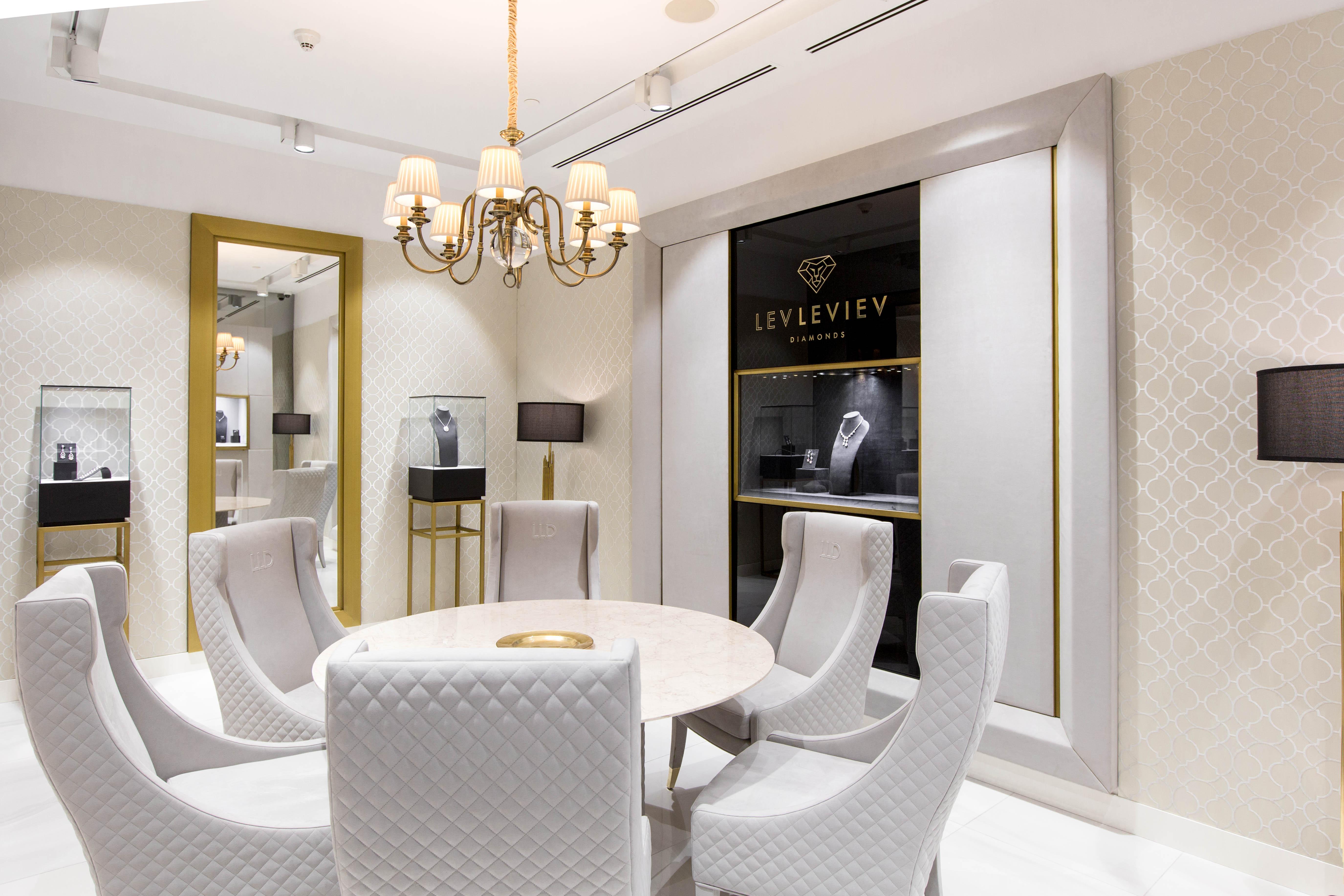 Ювелирный бутик Lev Leviev Diamonds