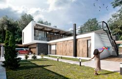 Проект загородного дома до 400 м.кв.
