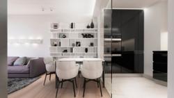 Дизайн проект квартиры до 60 м.кв.