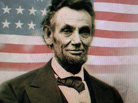 Abramo Lincoln_Frasi celebri che solo oggi riusciamo a capire.