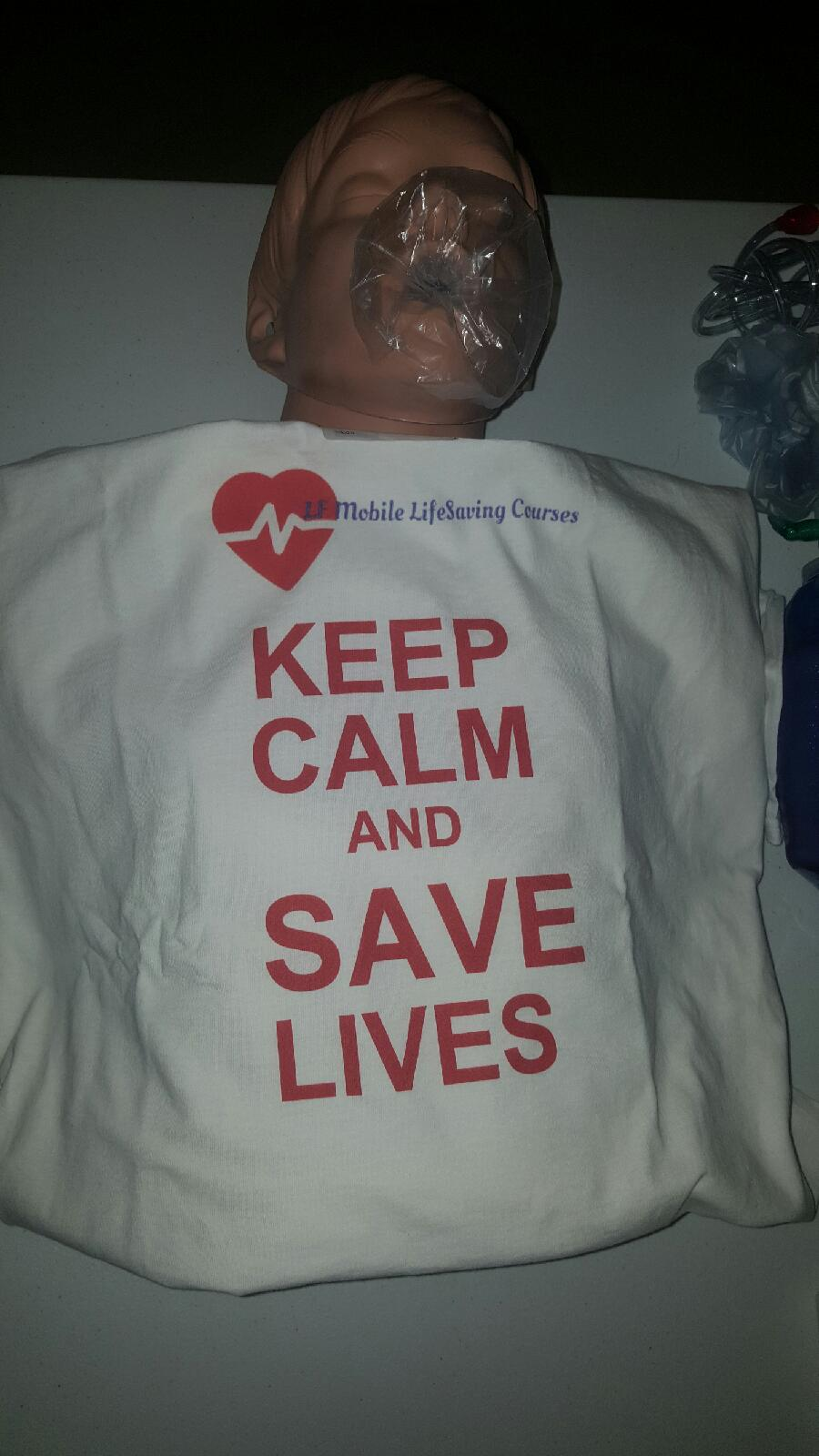 WE SAVE LIVES!