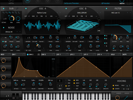 60 Free Xfer Records Serum Presets, Direct Download - Best vst patches Windows/Mac