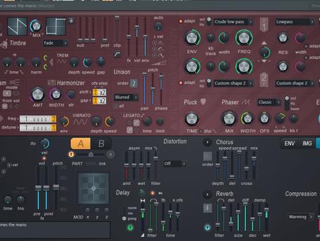 My best Harmor Preset Pack So Far [FL Studio 2021]