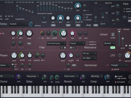 FL Studio Harmless Presets 2021 - Dubstep, Trap, Synthwave, 80s Keys
