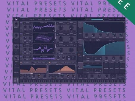 Free Lofi, Neo Soul, Hip Hop, Jazz, Blue & Chill Presets for Vital