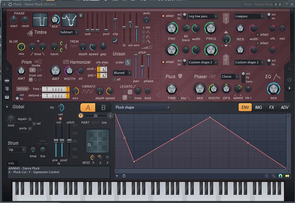 Free EDM presets for FL Studio Harmor(Direct Download)