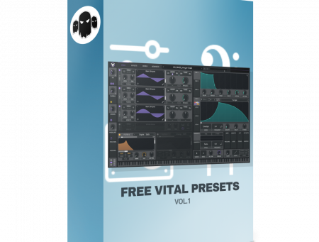 Outstanding Free Vital VST Presets By Ghost Syndicate