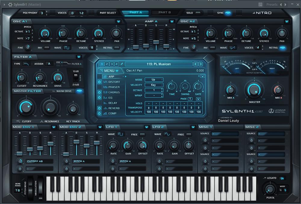 Exclusive Sylenth1 & FL Studio Preset Pack 2021