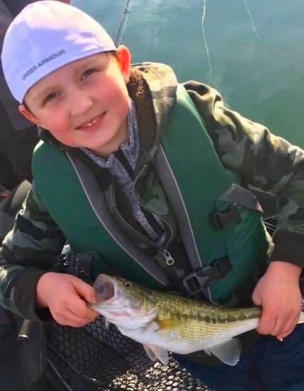 Keowee Fishing