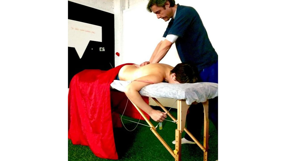 Masajes Terapeuticos - Osteopatia