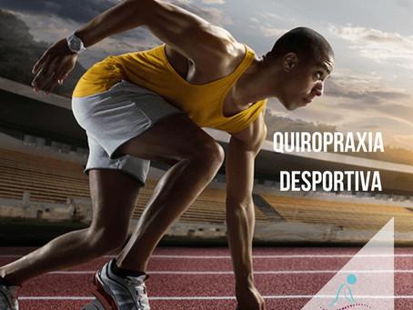 A Quiropraxia Desportiva