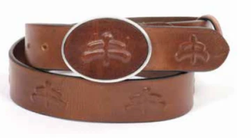 Makebe Wyatt Leather Belt
