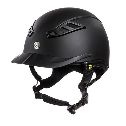 Back On Track 'EQ3 Lynx' Helmet Smooth Top