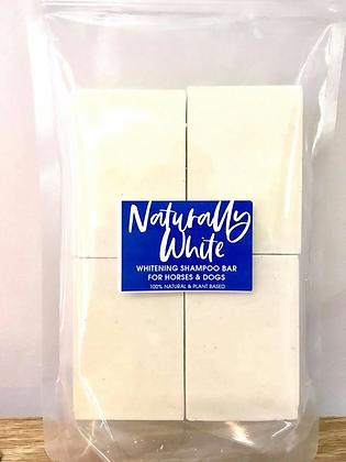 NATURALLY WHITE- Bulk pack of 4 bars