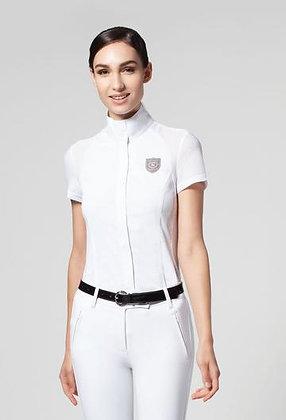 Noel Asmar Iris Short Sleeve Show Shirt