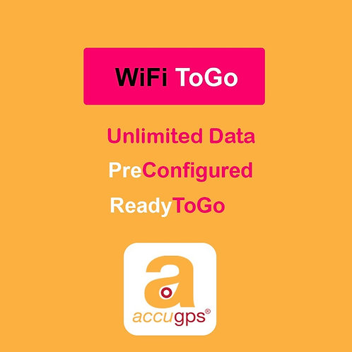 Hotspot ToGo (One year unlimited data)
