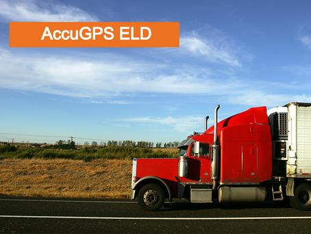 Introducing AccuGPS ELD