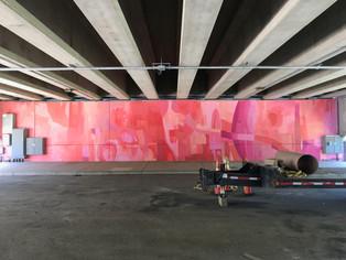 Final mural