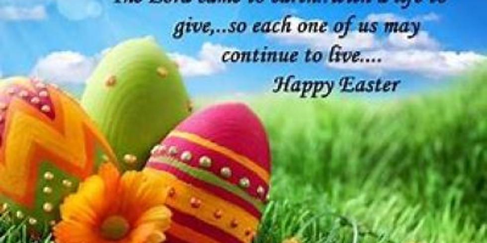 Annual Easter Scavenger Hunt