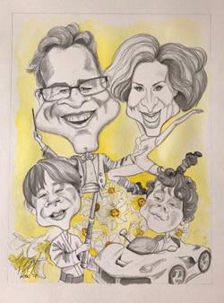 A family of creatives
