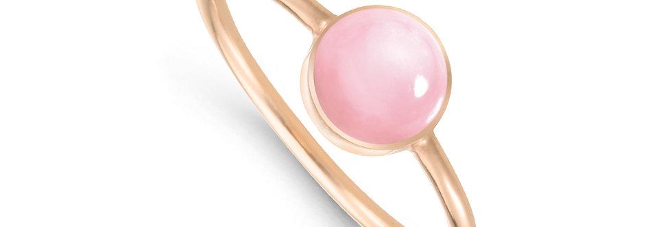 ELARA 14kt rosé gold - different stone options