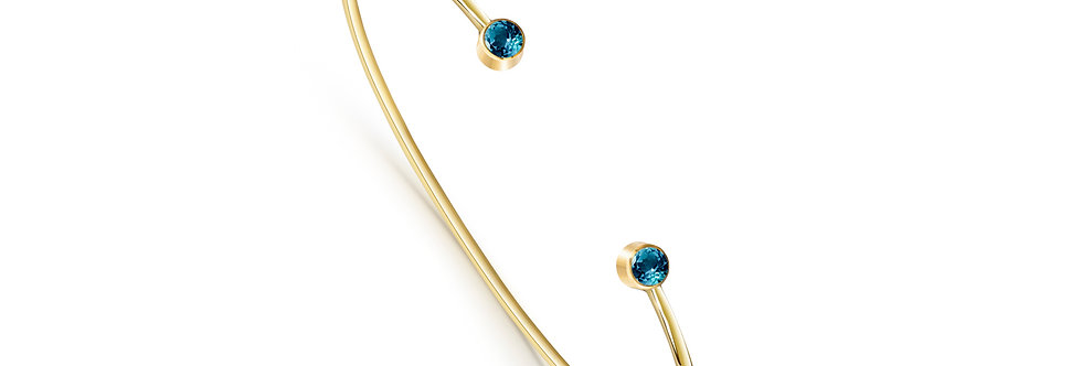 BELLA 14kt yellow gold - different stone options