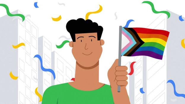 Google Pride Day