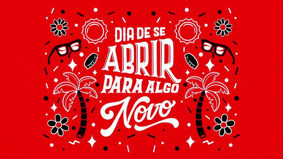 Coca-Cola #AbertosProMelhor