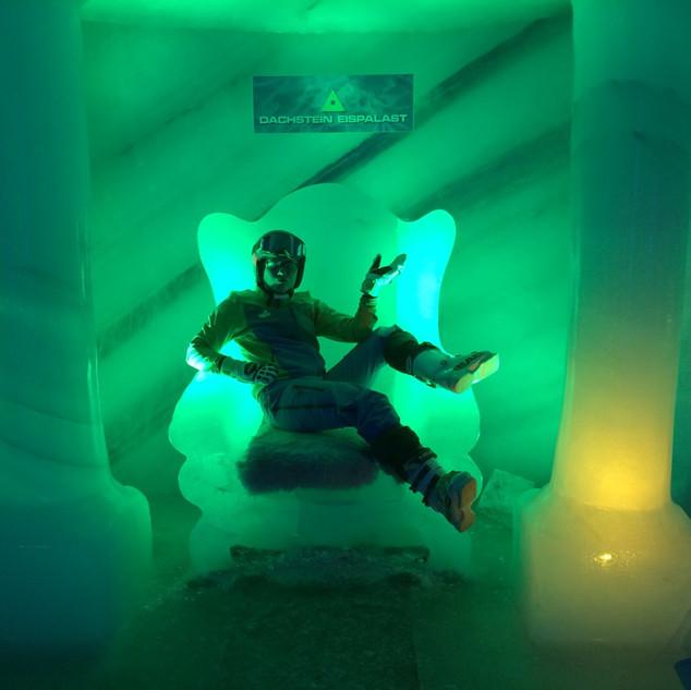 Dachstein Glacier Ice Palace
