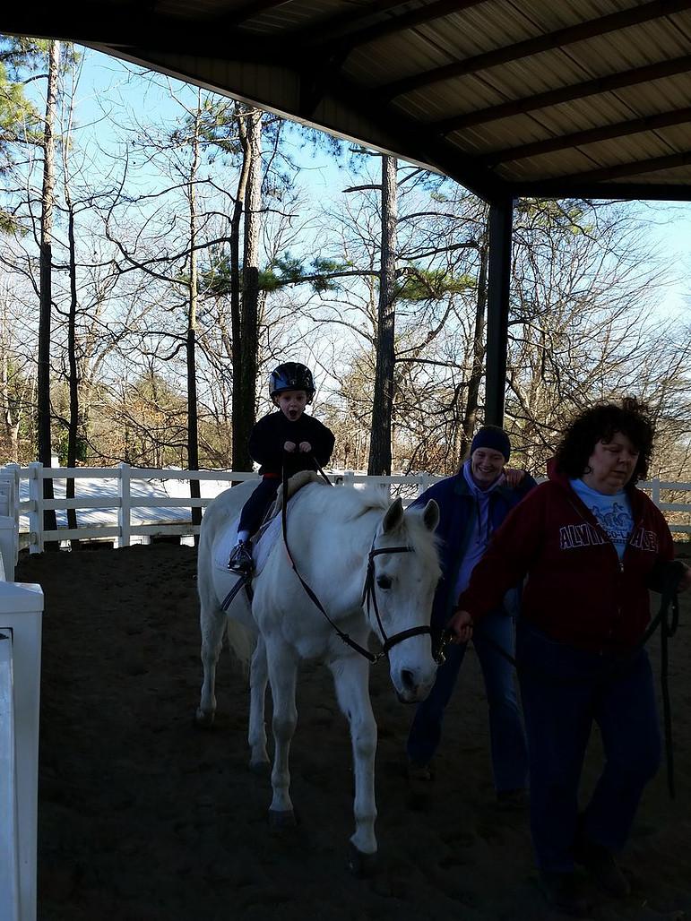 The joy of horsemanship