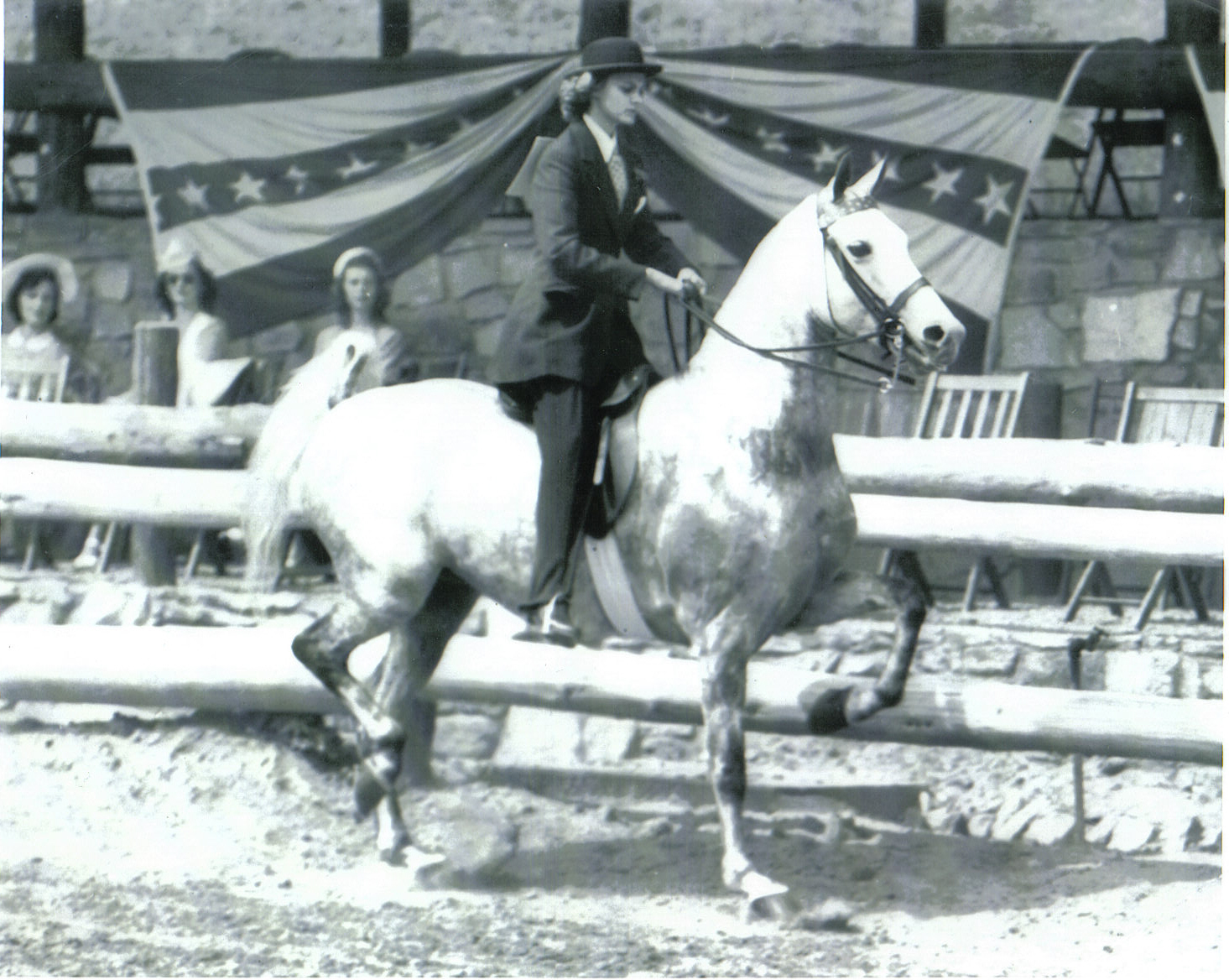 Woodall competition 1943