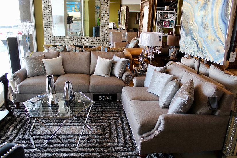 Sala 3-2 Sofá y Love seat Boal