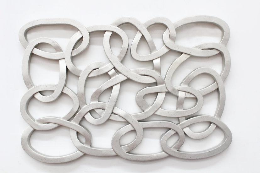 Figura de pared 7243 Retablo Rings