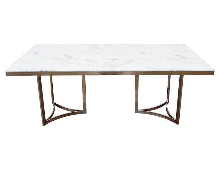 Mesa de comedor SD012 Plata