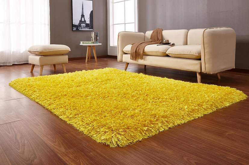 Tapete Crystal yellow