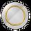 Thumbnail: Set de 3 espejos redondo CAE111
