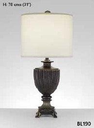 Lámpara de mesa BL190