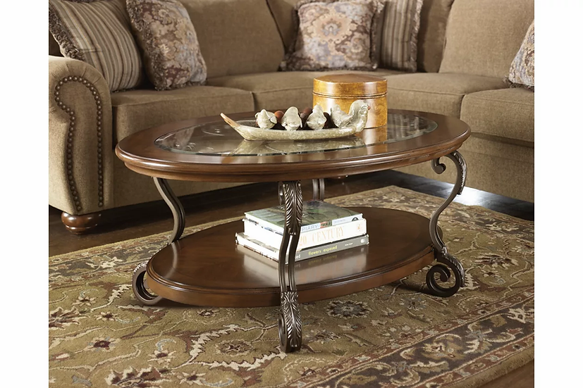 Mesa de centro T517-0. Ashley Furniture.