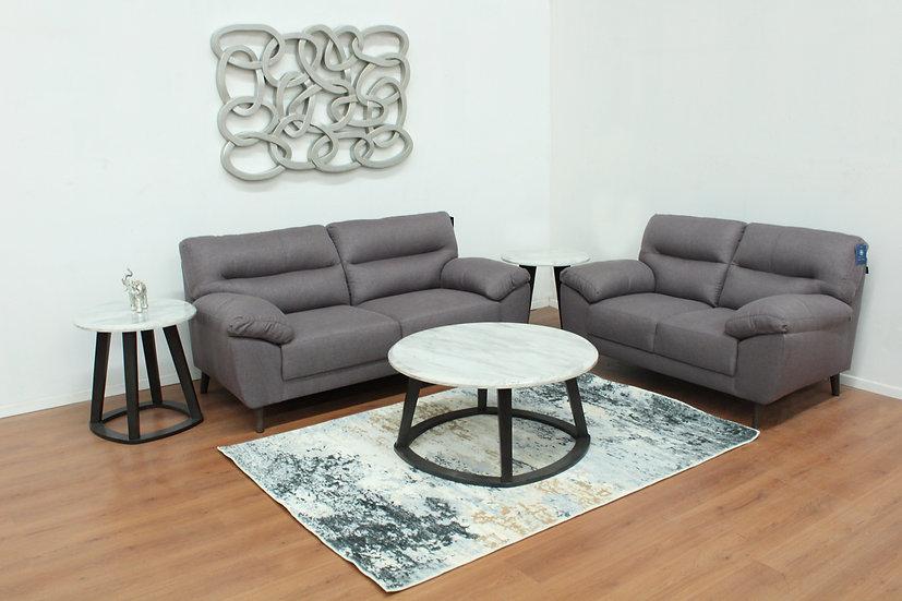 Sala 3-2 Sofá y Love seat Oliana Liz Muebles