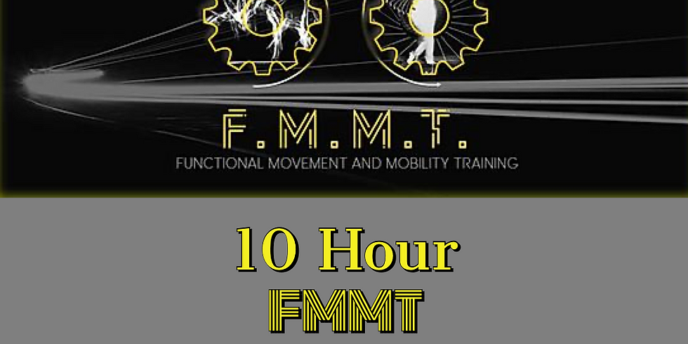 10 Hour FMMT Immersion