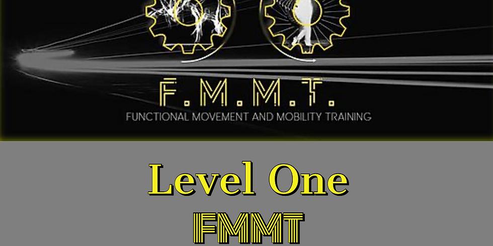 20 hr Level 1 FMMT Certification Training