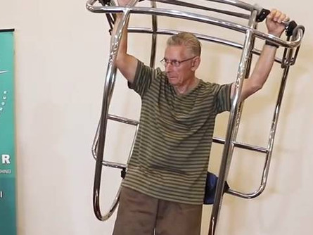 Reviver motion machine could improve Parkinson's symptoms